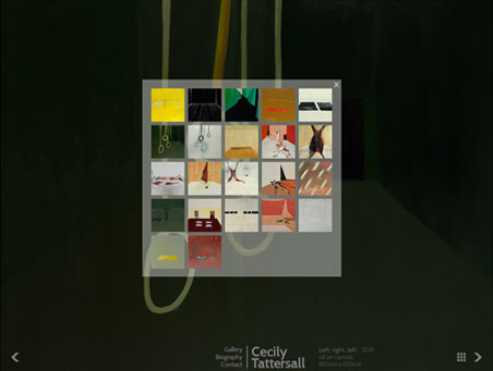 Cecily Tattersall Grid